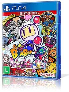 Super Bomberman R - PS4 (usado)
