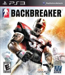 Backbreaker - PS3 (usado)