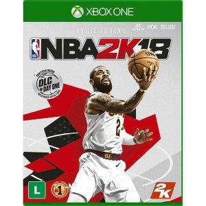 NBA 2K18 - Xbox One (usado)