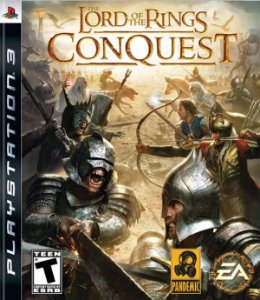The Lord of The Rings: Conquest - PS3 (usado)