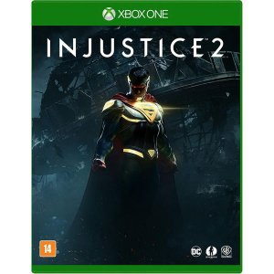 Injustice 2 - Xbox One (usado)