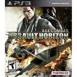 Ace Combat: Assault Horizon - PS3 (usado)
