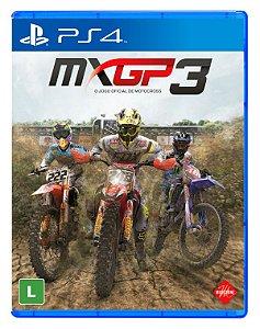MXGP 3 - PS4 (usado)
