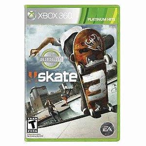 Skate 3 Hits - Xbox 360 (usado)
