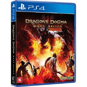 Dragon´s Dogman: Dark Arisen - PS4 (usado)