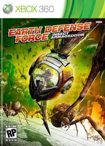 Earth Defense Force: Insect Armageddon - Xbox 360 (usado)