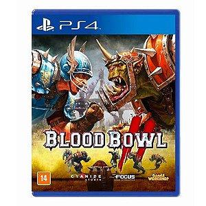 Blood Bowl 2 - PS4 (usado)