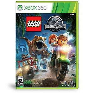 Lego: Jurassic World - Xbox 360 (usado)