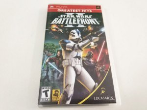 Star Wars: Battlefront 2 Greatest Hits - PSP (usado)