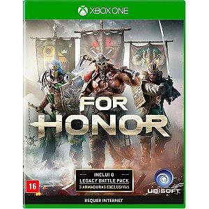 For Honor - Xbox One (usado)