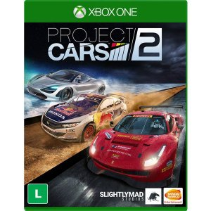 Project Cars 2 - Xbox One (usado)