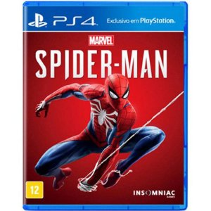 Marvel´s Spider-Man - PS4 (usado)
