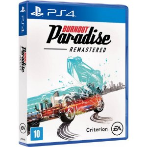 Burnout Paradise: Remastered - PS4