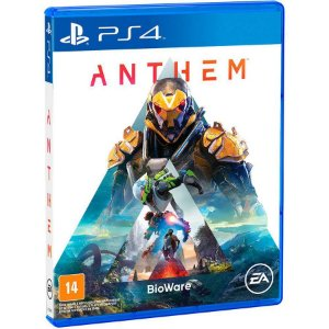 Anthem - PS4 (usado)