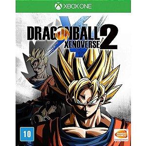 Dragon Ball Xenoverse 2 - Xbox One (usado)