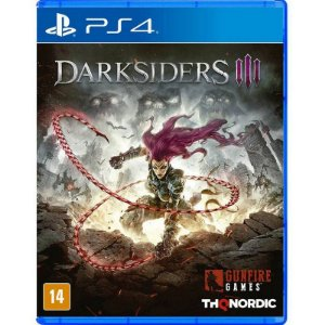 Darksiders 3 - PS4 (usado)