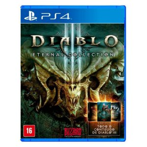 Diablo 3: Eternal Collection - PS4 (usado)