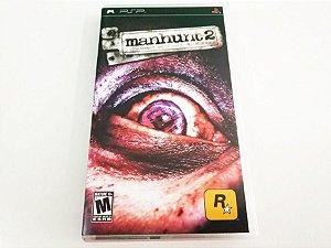 Manhunt 2 - PSP (usado)