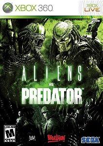 Aliens Vs. Predator - Xbox 360 (usado)