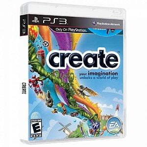 Create - PS3 (usado)