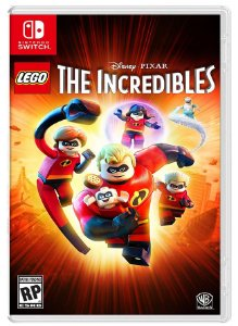 Lego: The Incredibles - Switch