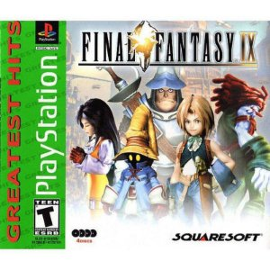 Final Fantasy IX Hits - PS1