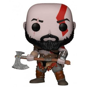Kratos: Gof of War - POP Funko 269