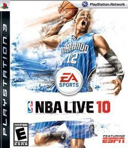 NBA Live 10 - PS3 (usado)