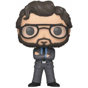 The Professor: La Case de Papel - POP Funko 744