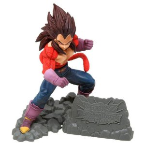 Vegeta Super Saiyan 4 Diorama: Dragon Ball GT - Banpresto