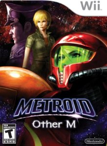 Metroid Ohter M - Wii