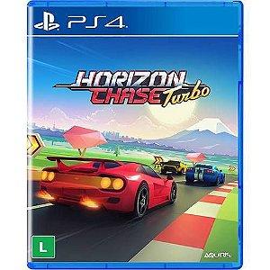 Horizon Chase Turbo - PS4 (usado)