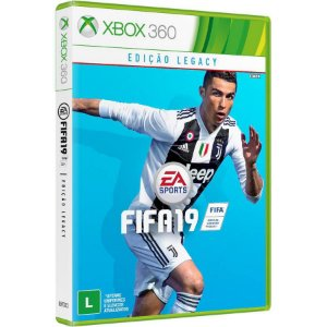 Fifa 19 - Xbox 360 (usado)
