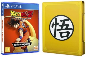 Dragon Ball Z: Kakarot Steelbook - PS4