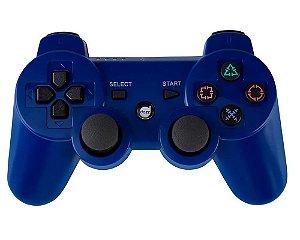 Controle PS3 Dualshock Azul Dazz