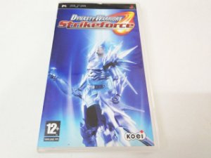 Dynasty Warriors: Strikeforce - PSP (usado)