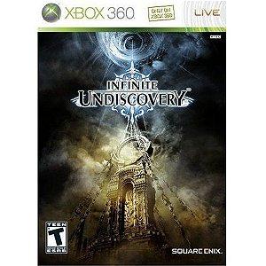 Infinite Undiscovery - Xbox 360 (usado)