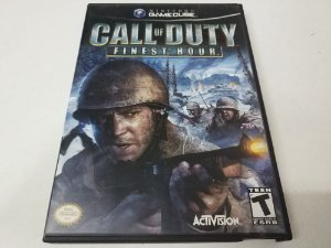 Call of Duty: Finest Hour - Gamecube (usado)