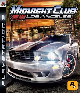 Midnight Club: Los Angeles - PS3 (usado)