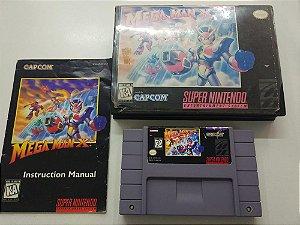 Megaman X3 - SNES (usado)