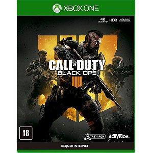 Call of Duty: Black Ops 4 - Xbox One (usado)