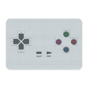 Controle PS1: Tapete 60x40cm - Beek