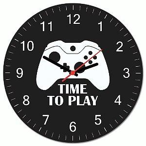 Gamer X: Relogio de Parede - Beek