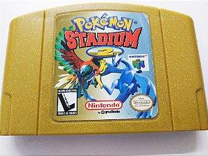 Pokemon Stadium 2 - N64 (usado)