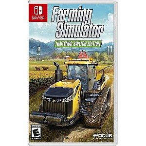 Farming Simulator: Nintendo Switch Edition - Switch