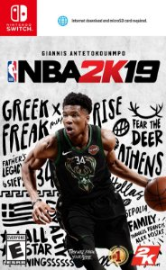 NBA 2K19 - Switch (usado)