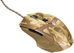 Mouse Gav Trust GXT-101D Desert Camo 4800dpi USB