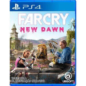 Far Cry: New Dawn - PS4 (usado)