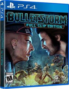 Bulletstorm: Full Clip Edtion - PS4