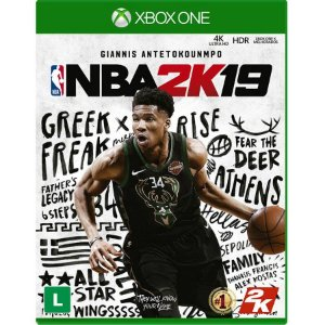 NBA 2K19 - Xbox One (usado)